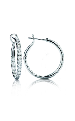 MLJ Signature Earrings E0095 product image