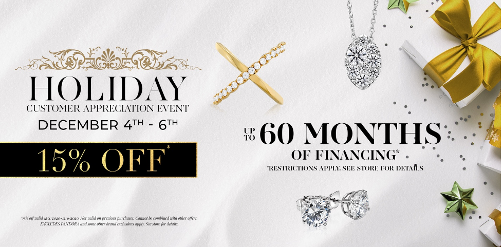 The Holidays are Here at Miami Lakes Jewelers