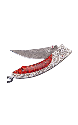 William Henry Pocket Knife B11 RED SEA product image